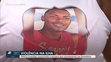 Bandidos matam homem e estupram duas mulheres em Vera Cruz, na Ilha de Itaparica