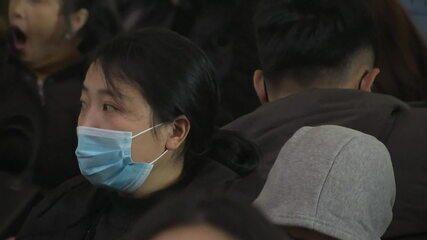 Governador pede que não haja pânico após EUA confirmarem caso do novo coronavírus