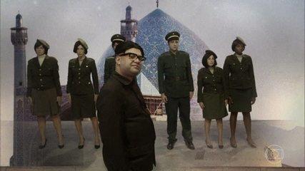 Donald Trump - musical do Kim Jong-Un
