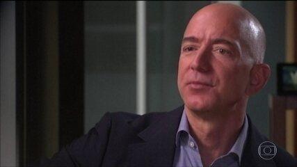 ONU pede investigação sobre suposta invasão do celular do bilionário Jeff Bezos