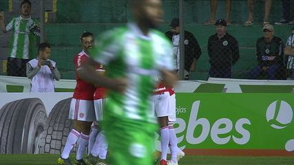 Melhores momentos de Juventude 0 x 1 Internacional, pela 1ª rodada do Campeonato Gaúcho