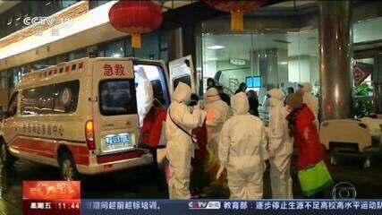 China confirma 26 mortos provocadas pelo coronavírus; são mais de 800 casos da doença