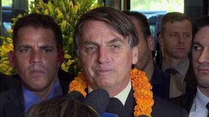 """Após Guedes cogitar imposto seletivo, ou imposto 'sobre o pecado', Bolsonaro reagiu: """"para cerveja, não"""""""