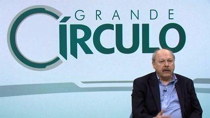 Grande Círculo: veja a entrevista do presidente do Santos, José Carlos Peres, no programa