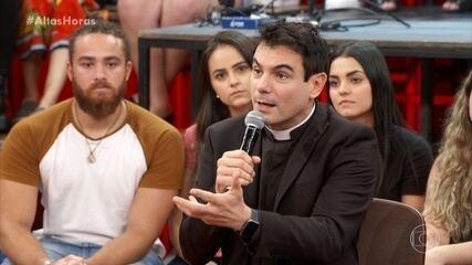 Padre Juarez dá sua opinião sobre Papa Francisco