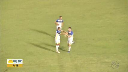 Veja os melhores momentos do empate entre Ceará e Freipaulistano pela Copa do Nordeste