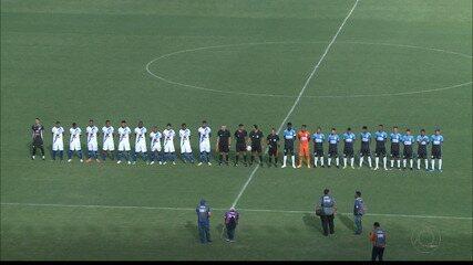 Atlético de Cajazeiras vence o CSP por 4 a 1 e lidera o Grupo A