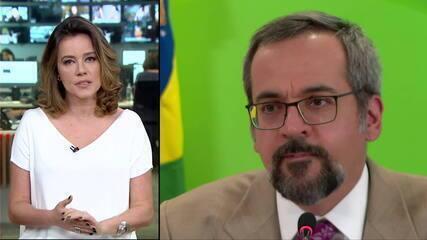 Natuza: 'Primeiro caso de falha administrativa', diz sobre erros no Enem