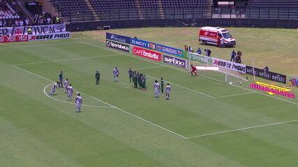 Melhores momentos de Vasco 0 x 1 Cabofriense pela 4 rodada do Campeonato Carioca