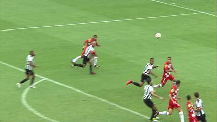 Melhores momentos de Atlético-MG 1 x 1 Tombense, pela quarta rodada do Campeonato Mineiro