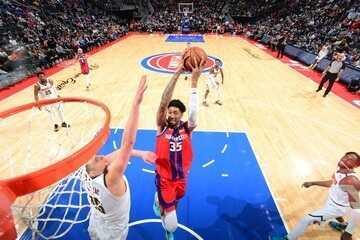 Melhores momentos de Detroit Pistons 128 x 123 Denver Nuggets pela NBA
