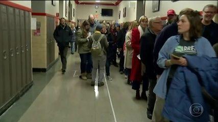 Resultado de prévia do Partido Democrata em Iowa, nos EUA, atrasa