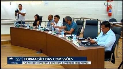 Câmara de Araxá realiza a primeira reunião ordinária de 2020