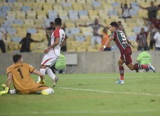 Melhores momentos: Fluminense 1 x 1 Unión La Calera pela Copa Sul-Americana