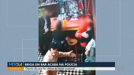Dono de bar no São Francisco é suspeito de agredir cliente