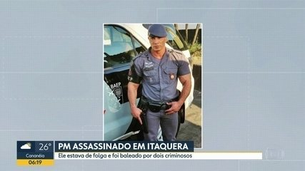 Policial de folga é assassinado em Itaquera