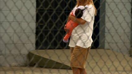 Justiça de São Paulo nega prisão domiciliar para mulheres em 60% dos casos