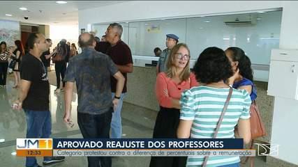 Deputados aprovam reajuste salarial dos professores estaduais do Maranhão