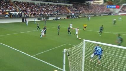 Bragantino 2 x 1 Palmeiras