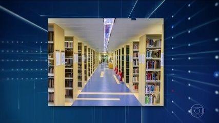 Biblioteca da Presidência perde espaço para receber equipe coordenada pela primeira-dama