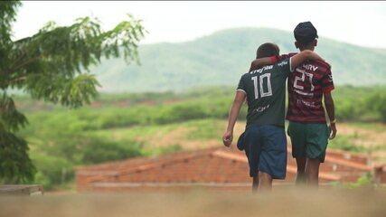 """Conheça """"Flamengo"""", distrito do Ceará onde o futebol ajuda a unir ainda mais um povo apaixonado pelo esporte"""
