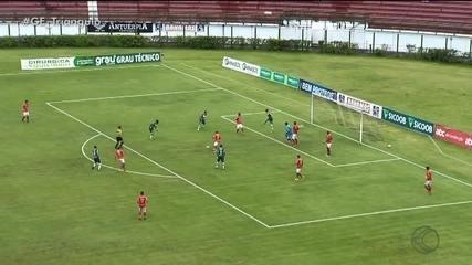 Uberlândia vence Tupynambás fora de casa no Mineiro