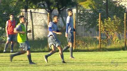 Após oportunidade no time titular, Dudu quer continuar ganhando espaço no Confiança