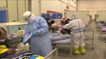 Mais de 80% dos casos do novo coronavírus na China são leves, diz estudo
