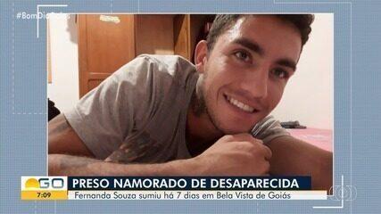 PM do Tocantins prende namorado de gerente de hipermercado desaparecida em Goiás