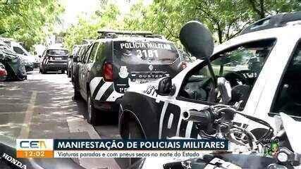 O movimento de policiais militares e a posição da Secretaria de Segurança