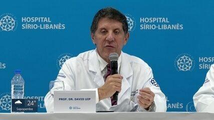 Prefeito de SP teve redução nos tumores e aguarda exames para continuar tratamento