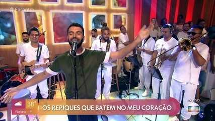 Silva canta 'Pra Vida Inteira'