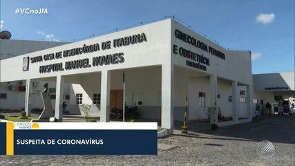 Bebê que esteve na Itália com os pais está sob suspeita de coronavírus em Itabuna