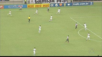 Assista aos melhores do empate entre Ceará e Botafogo-PB