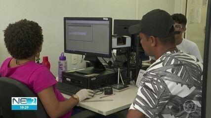 Mais de 140 mil eleitores ainda não cadastraram biometria para votar em Pernambuco