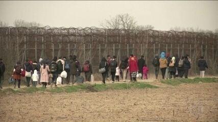 Turquia decide abrir fronteira a refugiados sírios que seguem para a Europa