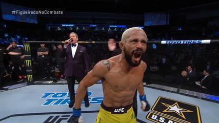 Melhores momentos de Joseph Benavidez x Deiveson Figueiredo no UFC Norfolk