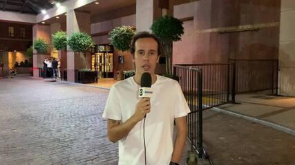 Boletim do Santos: direto da Argentina, repórter fala da expectativa por Libertadores