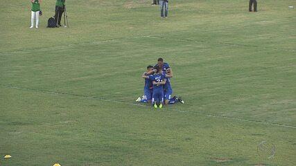 Confiança derrota o Boca e conquista o primeiro turno do Campeonato Sergipano