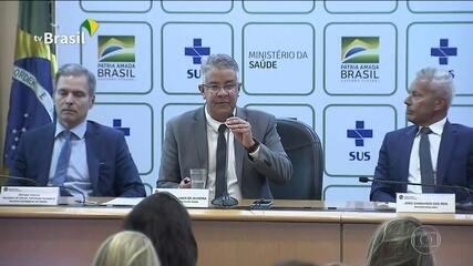 Número de casos suspeitos do novo coronavírus no Brasil sobe para 433