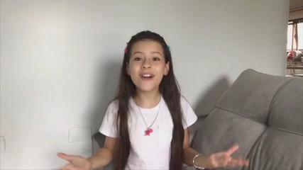 Letícia Prudêncio canta Hey pai de Isadora Pompeo