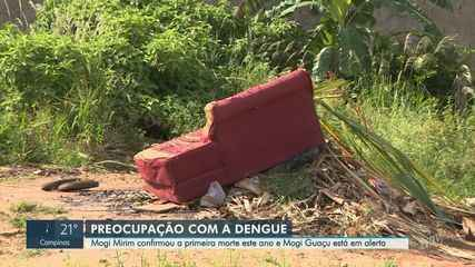 Mogi Mirim confirmou 1ª morte por dengue na região