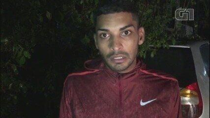 Jovem se diz revoltado com situação e tem três familiares desaparecidos