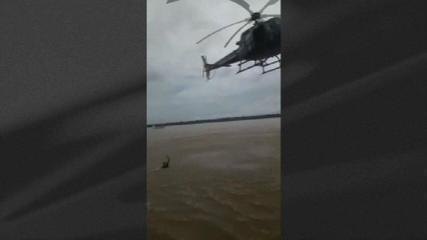 Sobe para 22 o número de mortos em naufrágio no sul do Amapá