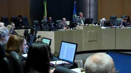 Desembargadores da Justiça do Rio votam pela punição de juiz por morosidade