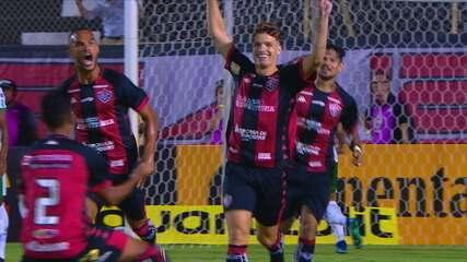 Veja os gols de Vitória 3 x 1 Lagarto pela segunda fase da Copa do Brasil 2020