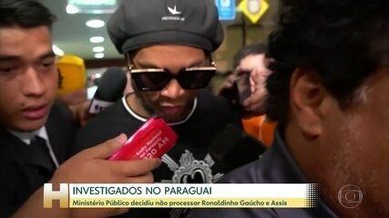 Ronaldinho Gaúcho e o irmão Assis são esperados para audiência no Paraguai