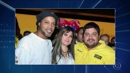 Ronaldinho Gaúcho e Assis continuarão sob investigação no Paraguai