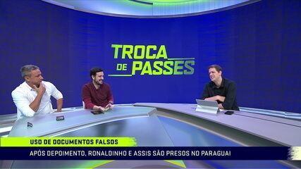 """Troca de Passes debate caso Ronaldinho: """"É possível que Assis tivesse conhecimento"""""""