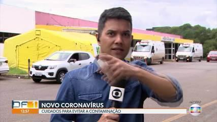 Cuidados para evitar a contaminação pelo coronavírus